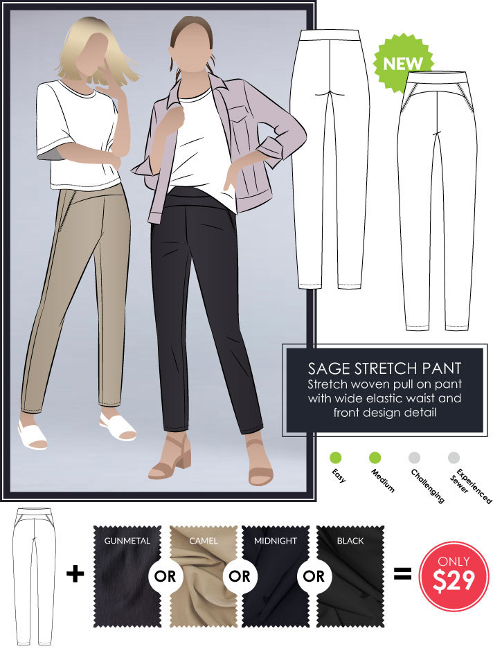 Style ARC new style and fabric bundle