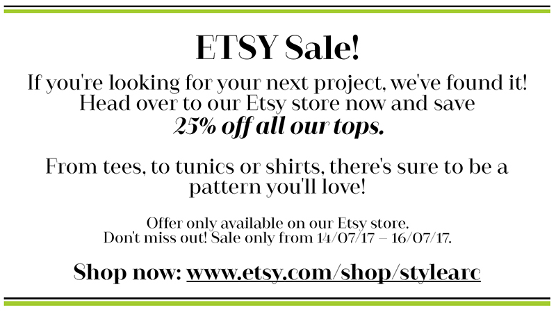 Etsy Sale!