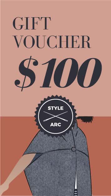 100 AUD Gift Card By Style Arc - Gift Card for the value of $100(AUD)