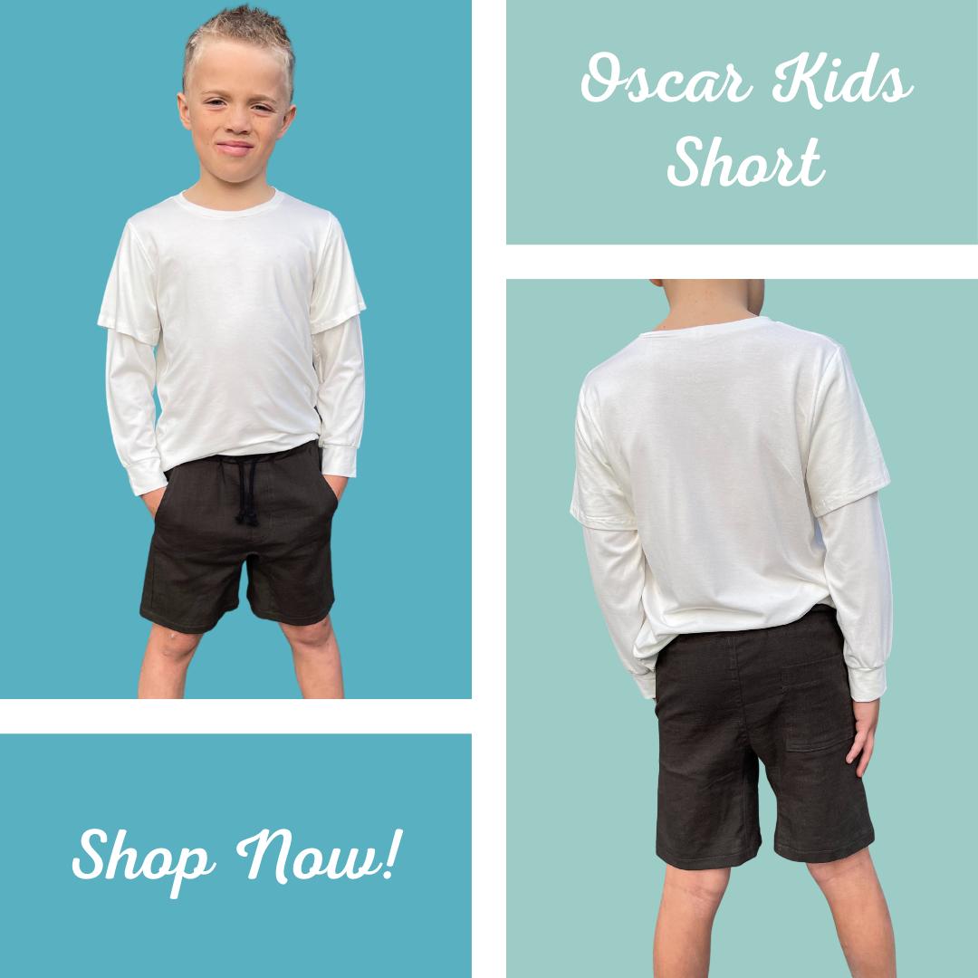 Style Arc Kids Latest Release - Oscar Kids Short