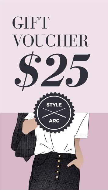 25 AUD Gift Card By Style Arc - Gift Card for the value of $25(AUD)