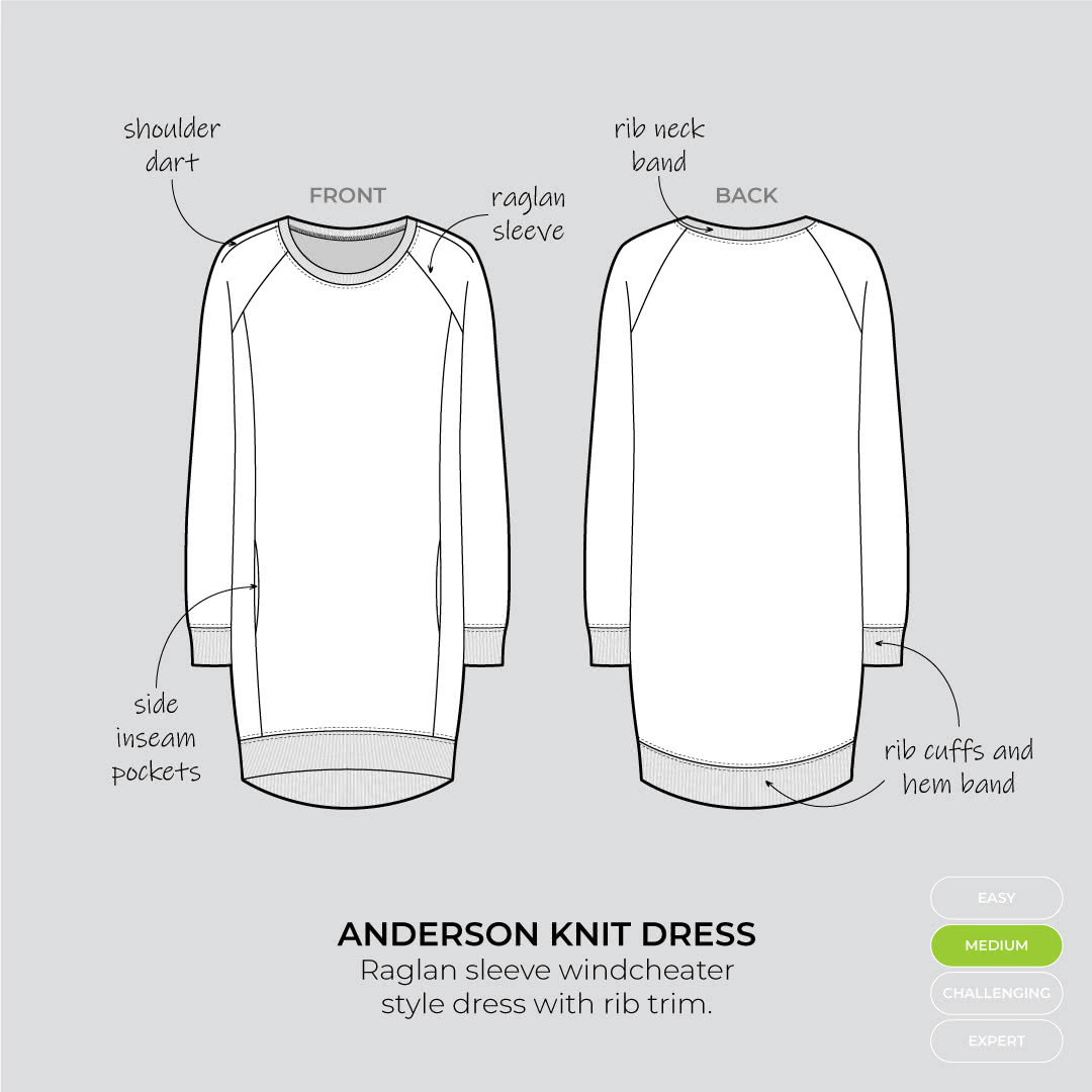 Anderson Knit Dress