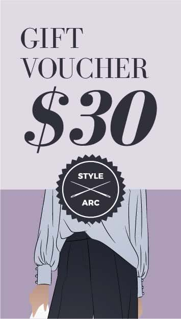 30 AUD Gift Card By Style Arc - Gift Card for the value of $30(AUD)