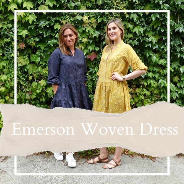 Emerson Woven Dress