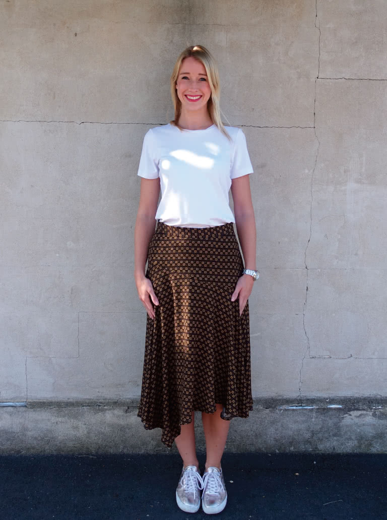 Canterbury Skirt Freebie for the month of July 2019