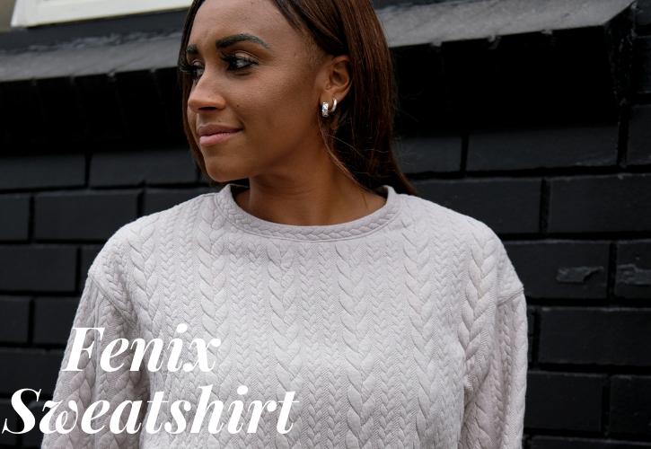 May Bonus Pattern- Fenix Sweatshirt