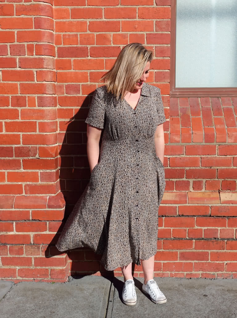 Armidale Dress Pattern