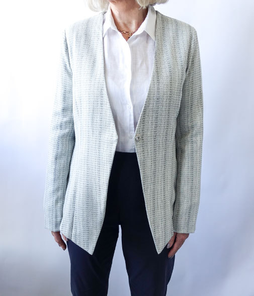 Dorothy Woven Jacket Sewing Pattern by Style Arc