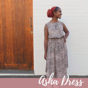 Asha Dress