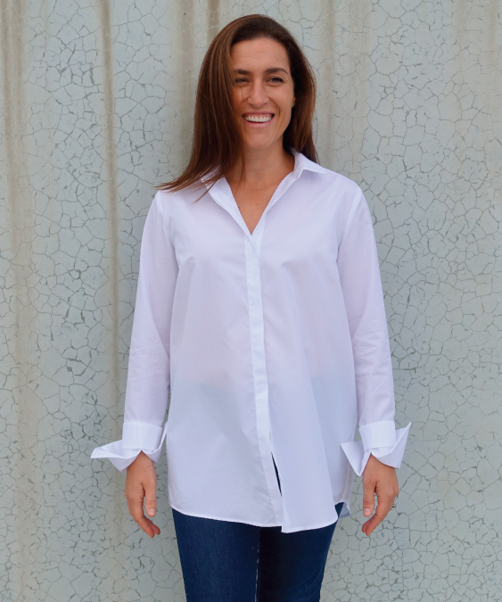 Phoebe Overshirt Sewing Pattern by Style Arc