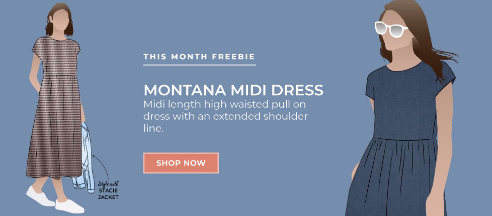 December 2019- Montana Midi Freebie