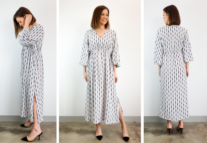 Naomi Woven Dress out now! Pattern Sale 20% off all formats