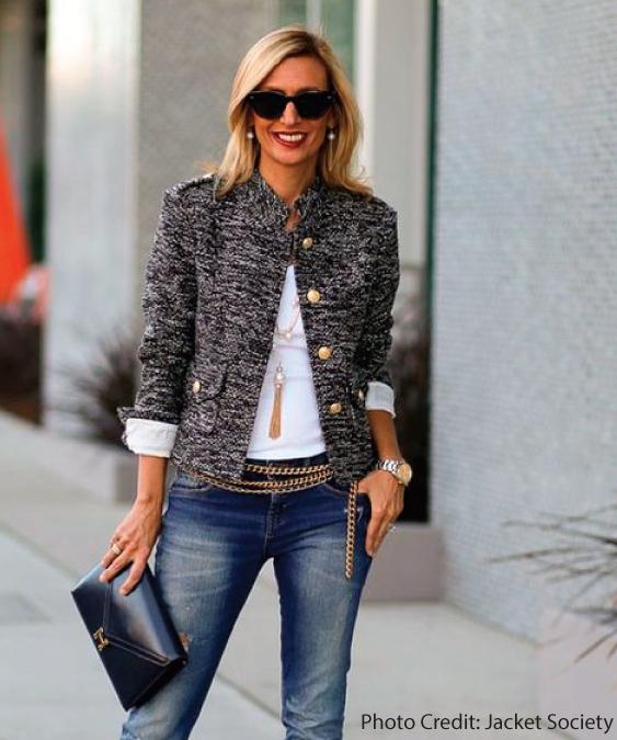 Parisian Classic Look Inspiration
