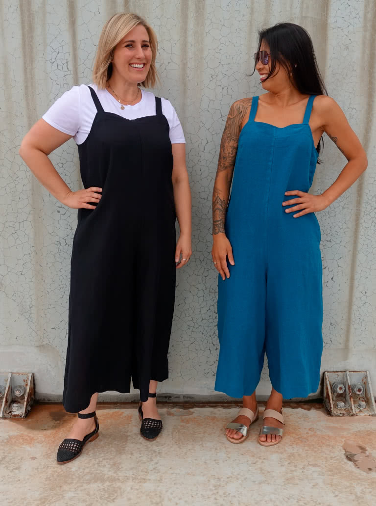 Mildred Jumpsuit - Style Arc