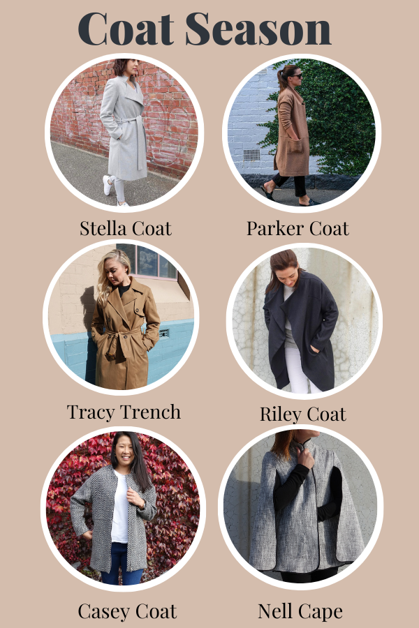 SHOP OUR RANGE OF JACKETS AND COATS