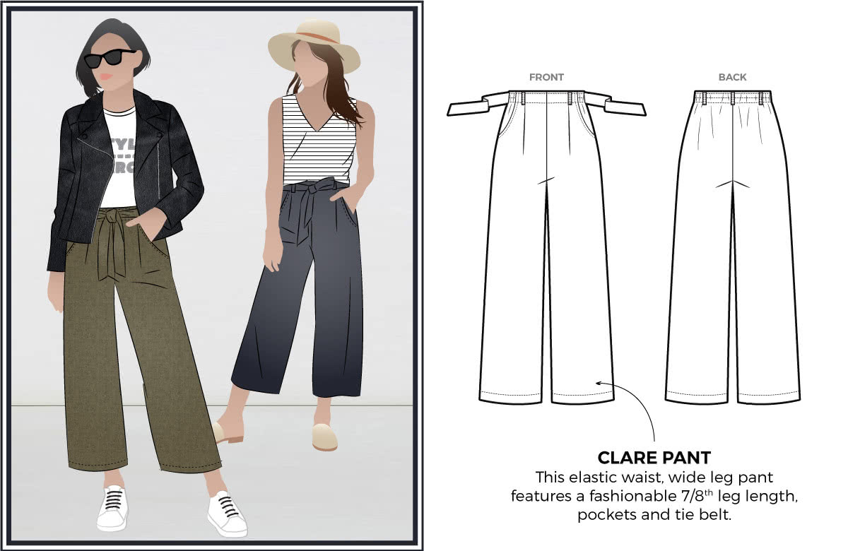 Clare Pant