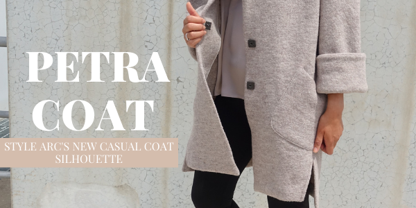 December New Release- Petra Coat
