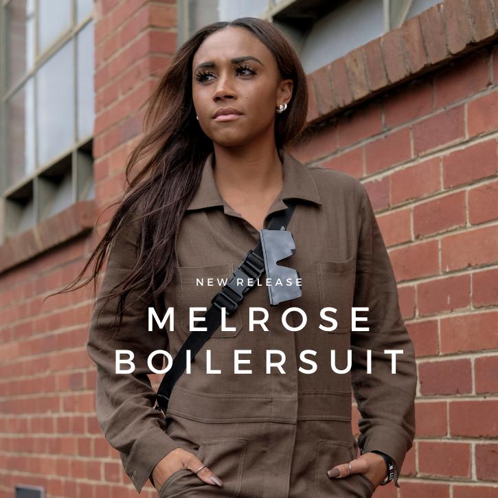 Melrose Boilersuit
