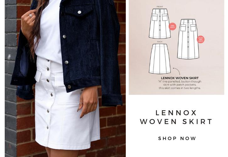 Lennox Woven Skirt