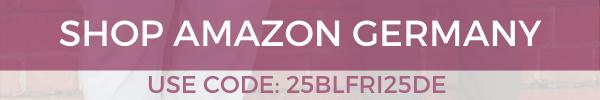 SHOP AMAZON SPAIN USE CODE 25BLFRI25DE
