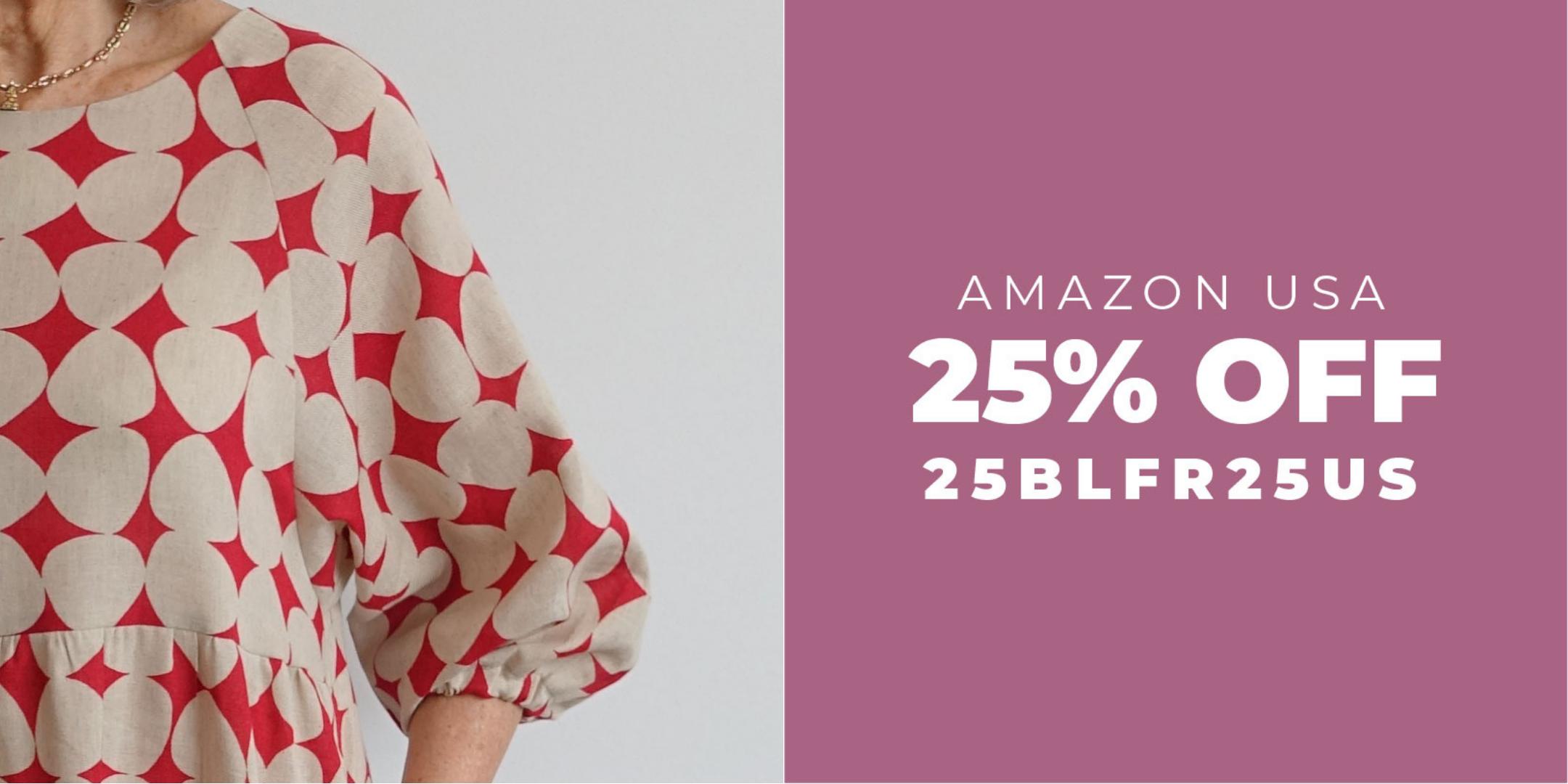 Style Arc Amazon U.S. 25% off -use code 25BLFR25US