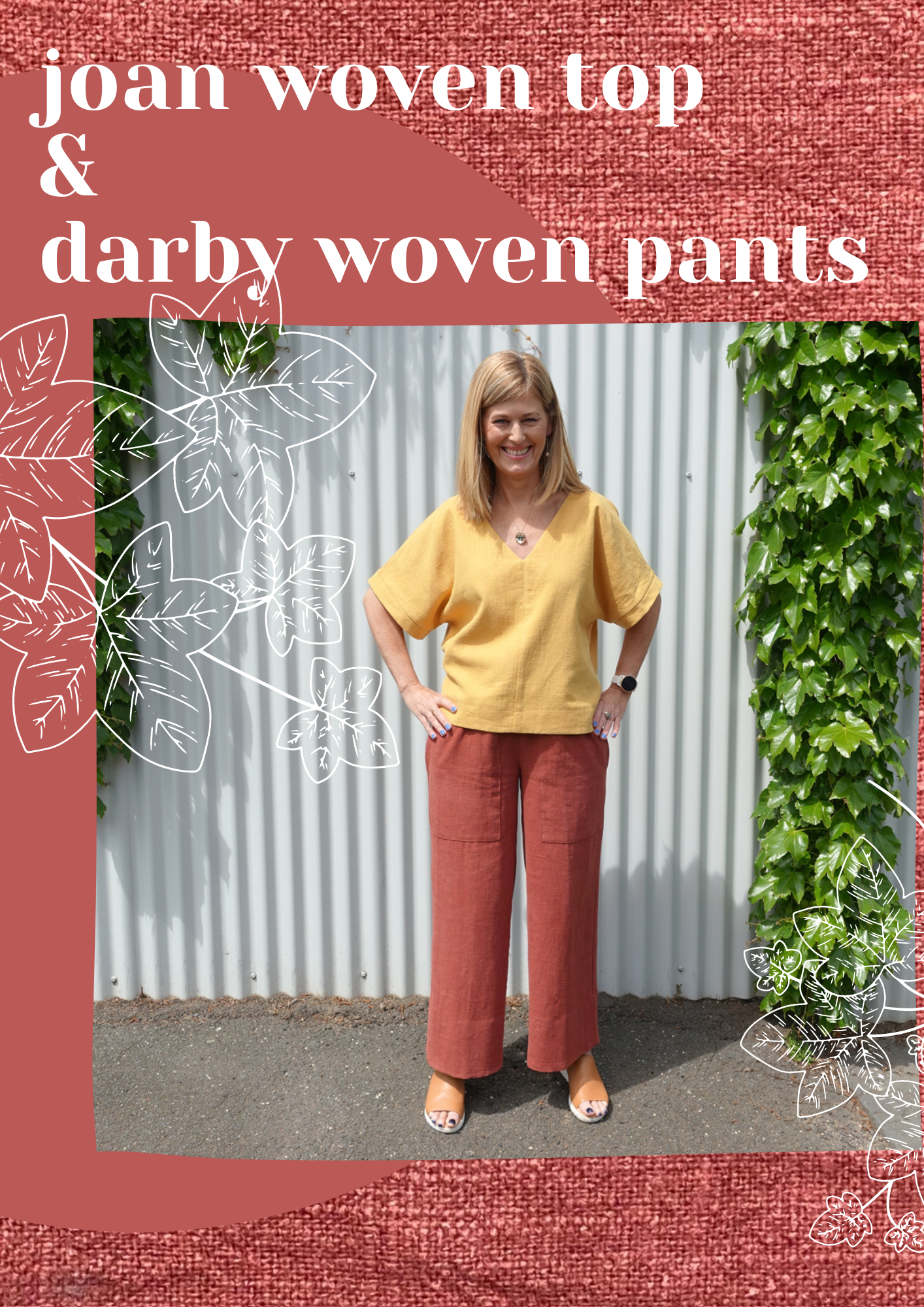 Darby and Joan Discounted Pattern Bundle