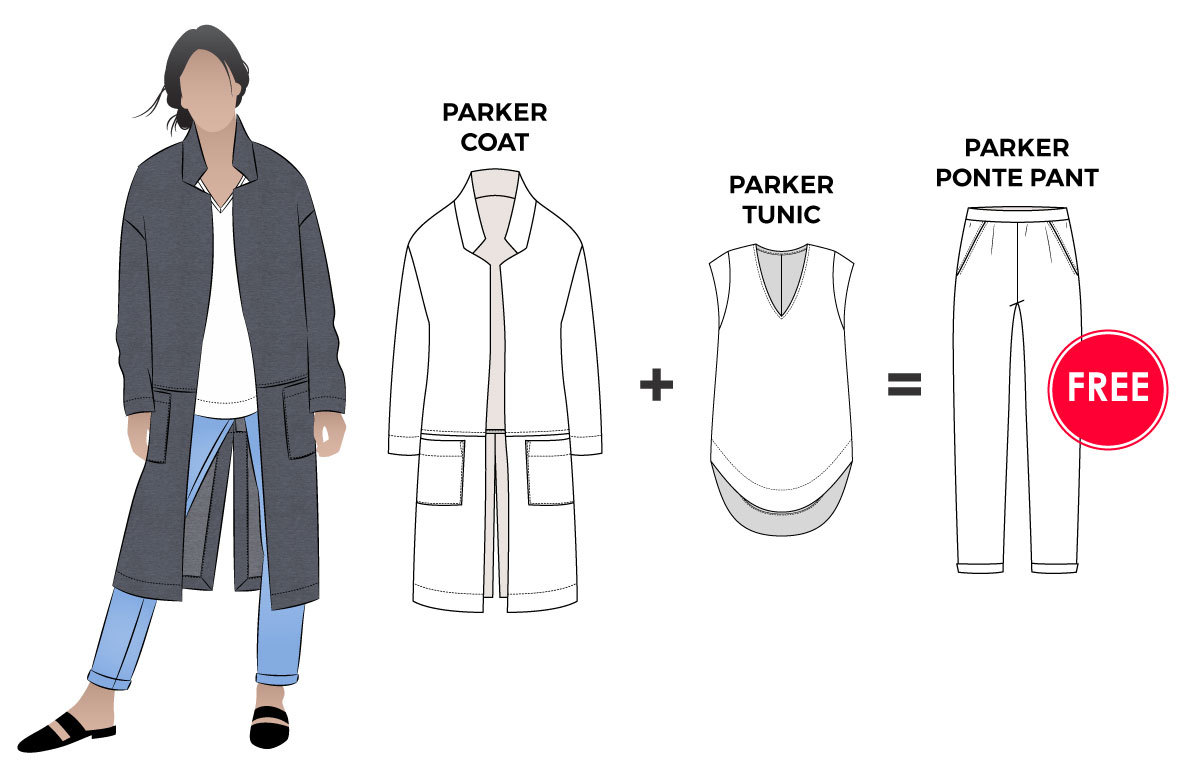 Parker Outfit Bundle by Style Arc