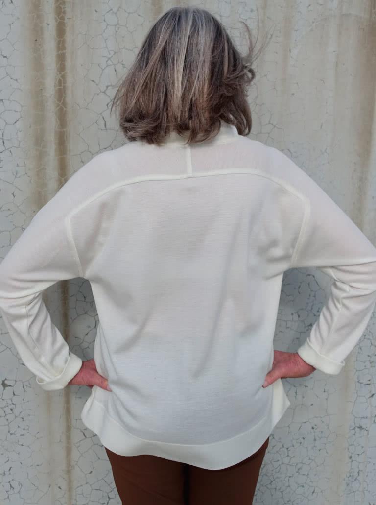 June 2019 Freebie - Balmain Knit Tunic