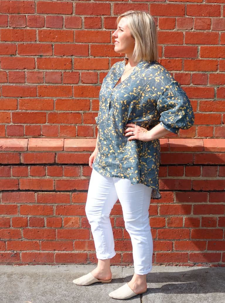 New release - Kent Woven Tunic