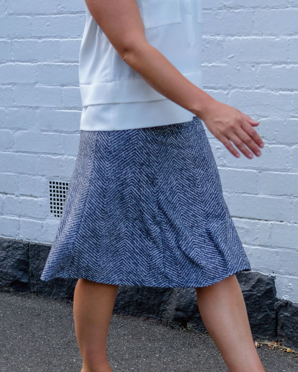 Gorgeous Gore Skirt by Style Arc