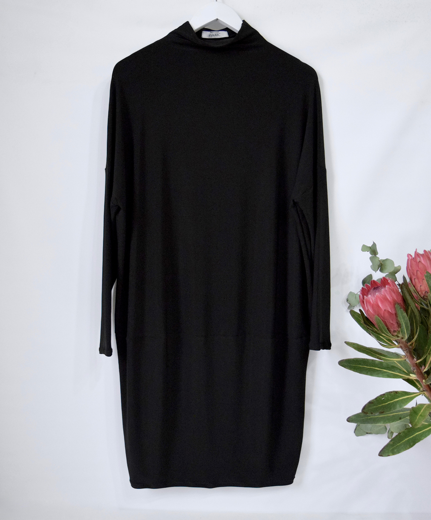 Cher Knit Dress by Style Arc