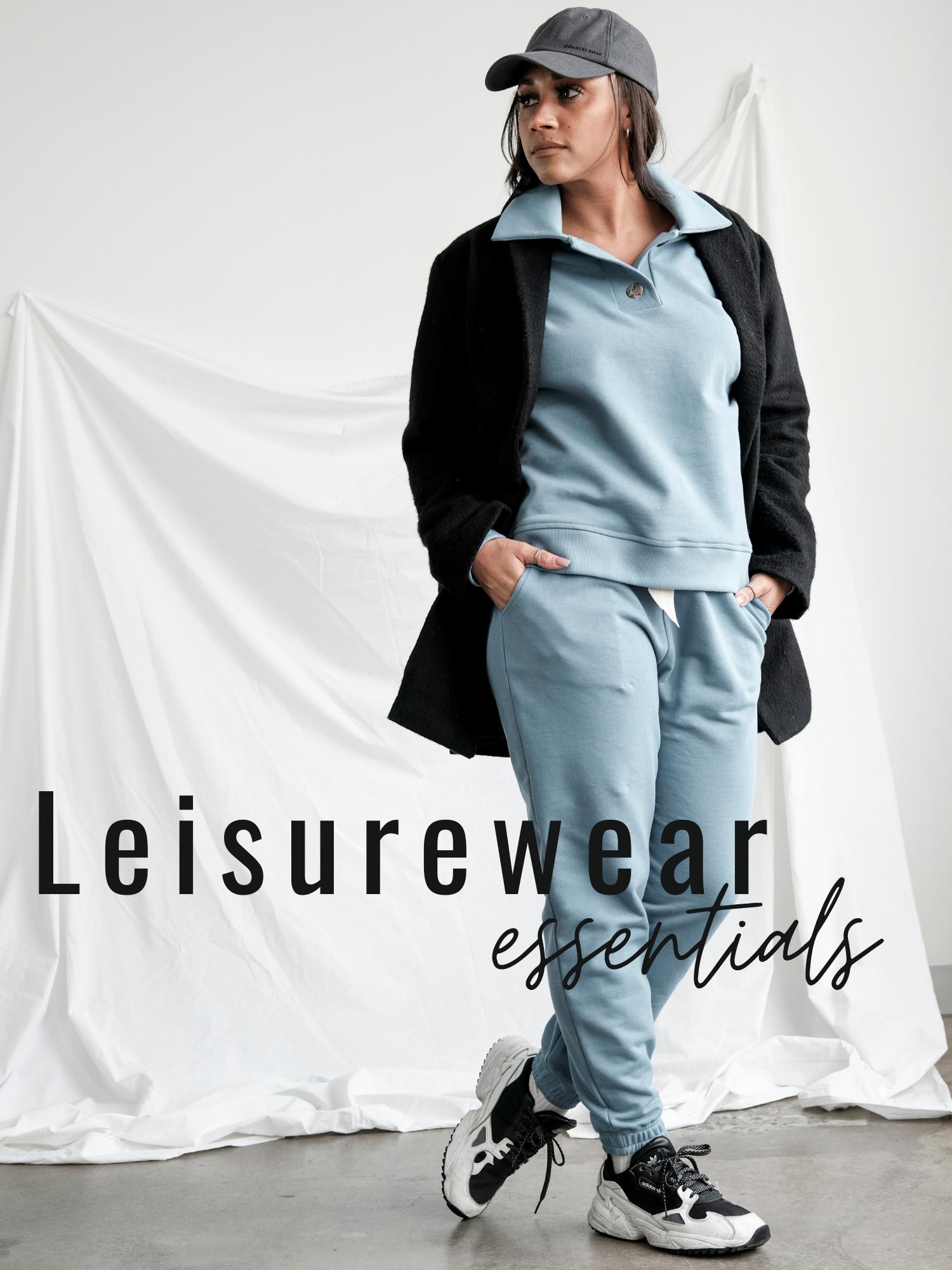 Leisurewear essentials