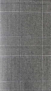 Stretch Bengaline Fabric – Prince Of Wales Check By Style Arc - Try our famous stretch bengaline fabric in Prince of Wales Check!