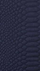 Black Reptile Knit Jacquard Fabric By Style Arc - Reptile Knit Jacquard Fabric in Black