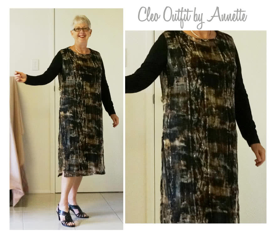 Cleo Designer Outfit Sewing Pattern Bundle By Annette And Style Arc