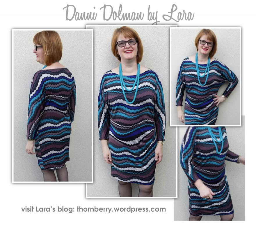Danni Dolman Sewing Pattern By Lara And Style Arc