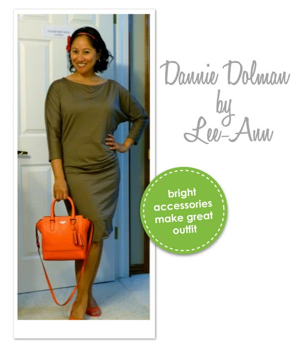 Danni Dolman Sewing Pattern By Lee And Style Arc