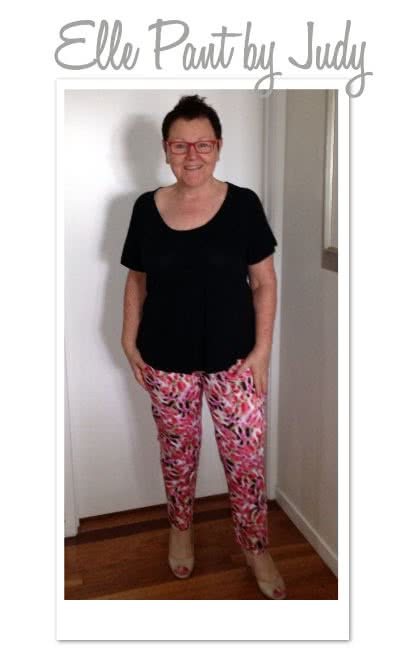 Elle Pant Sewing Pattern By Judy And Style Arc