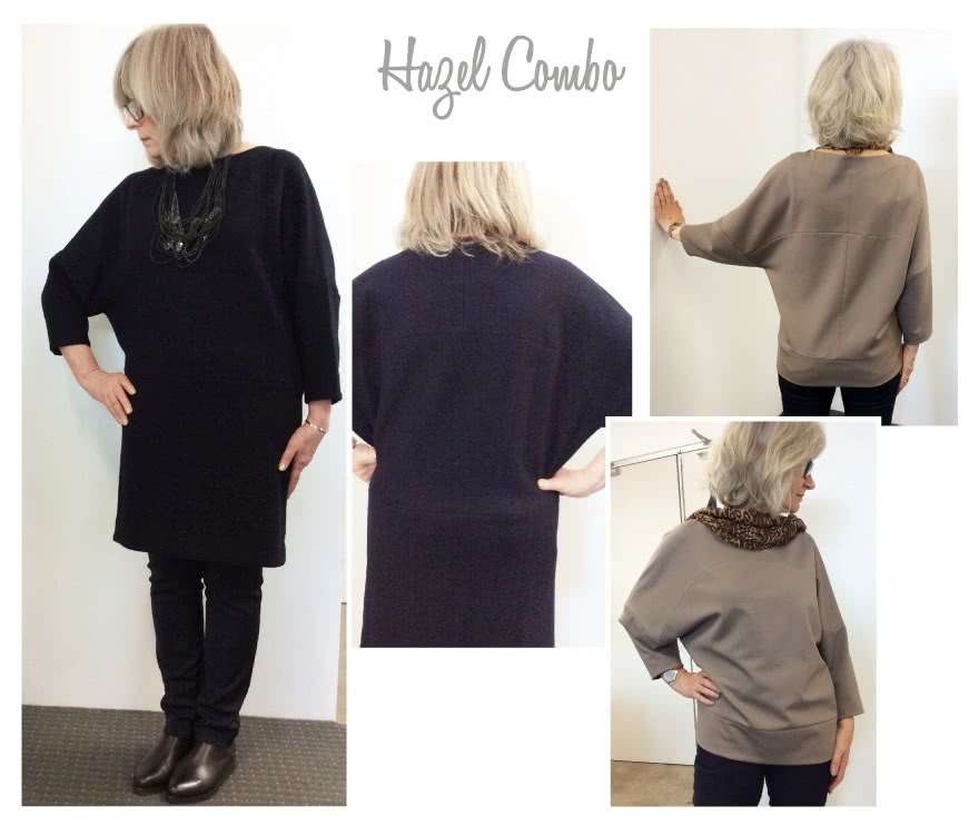 Hazel Combo Sewing Pattern By Style Arc