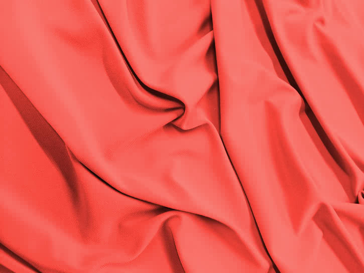 Jersey Knit - Coral Fabric By Style Arc - Style Arc Jersey Knit Fabric in Coral