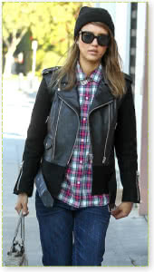 Jessica Alba's Look Sewing Pattern Bundle By Style Arc - Jessica's Look = Ziggi Jacket, Safari Sam Shirt & Sandra Jeans