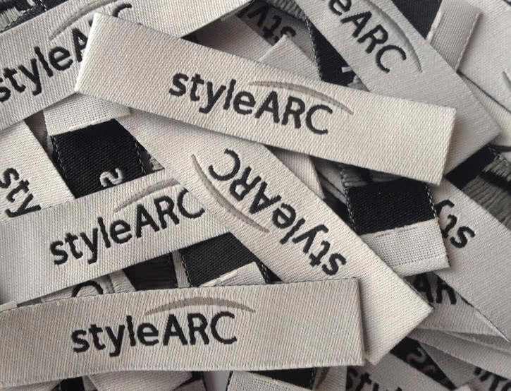 Style Arc Label Pack By Style Arc - Finish your garment with a Style Arc label?