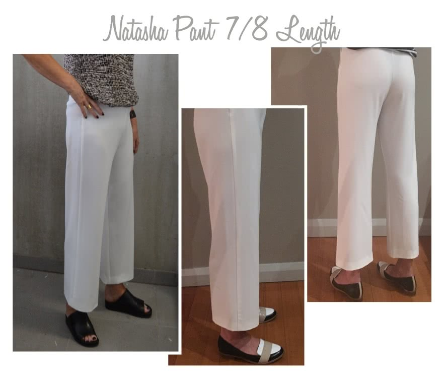 Natasha Woven Pant Sewing Pattern By Style Arc