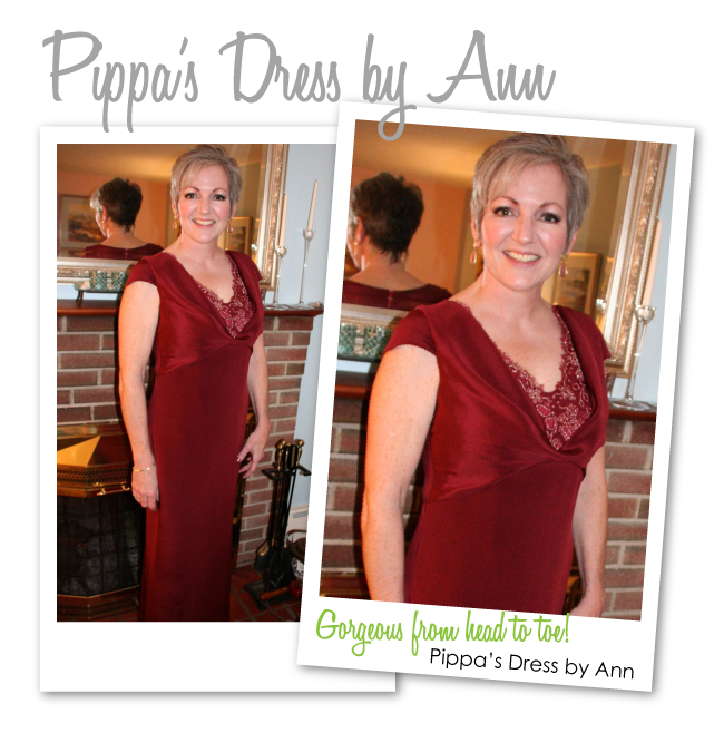 Pippa's Dress Sewing Pattern By Ann And Style Arc - Pippa's bridesmates dress from the Royal wedding