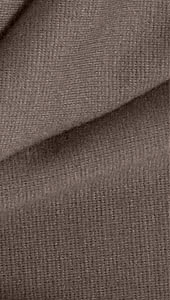 Ponte Knit In Taupe Fabric By Style Arc - Ponte de Roma knit fabric in plain taupe.