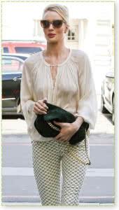 Rosie Look #1 Sewing Pattern Bundle By Style Arc - Rosie Chic Street Look - Anita Blouse & Elle Pant