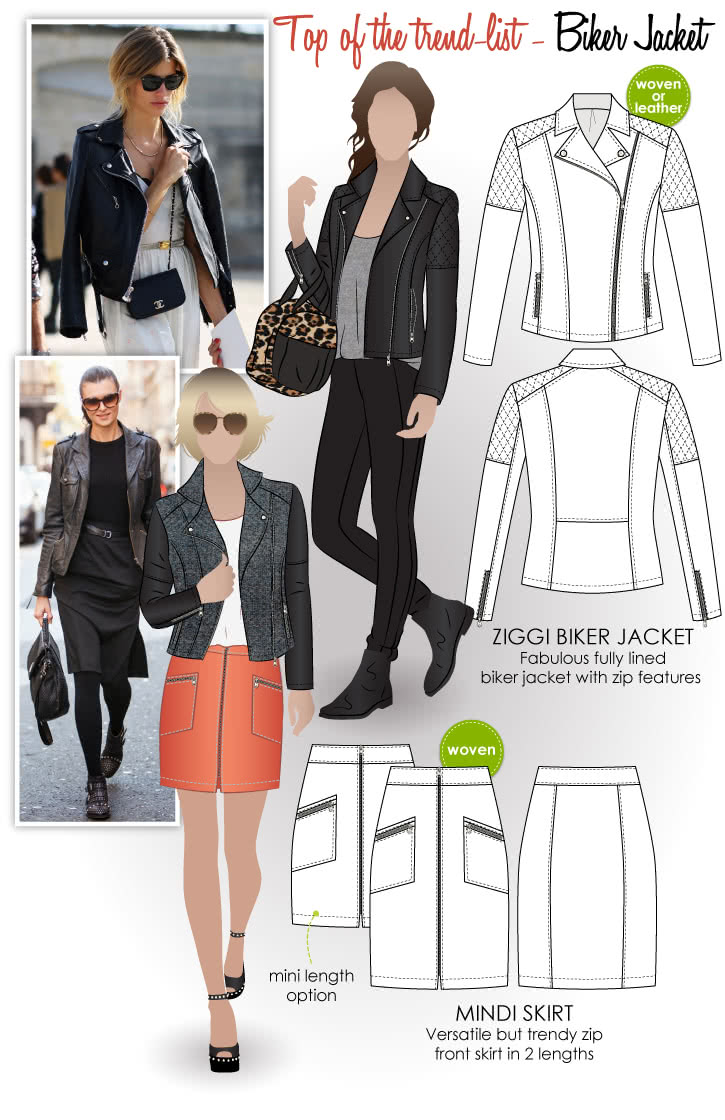 New sewing patterns from Style Arc - November 2013