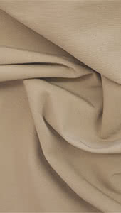 Stretch Bengaline - Camel Fabric By Style Arc - Try our famous stretch bengaline fabric in midnight!