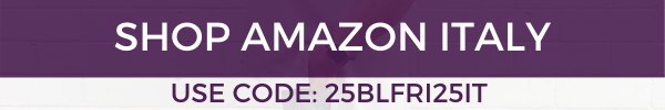 SHOP AMAZON U.K. USE CODE 25BLFRI25IT