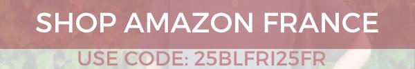 SHOP AMAZON SPAIN USE CODE 25BLFRI25FR